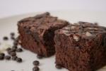 Brownies Oven coklat kenari