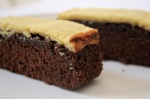 Brownies Oven cream cheese
