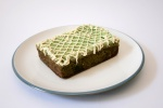Brownies Oven Pandan Mint