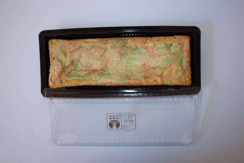 Brownies Oven Pelangi